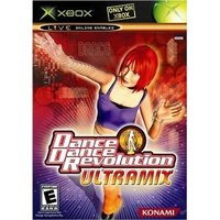 Dance Dance Revolution Ultramix (Xbox)