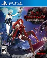 Deception IV: The Nightmare Princess (PS4)