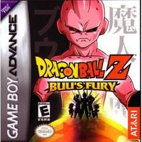 Dragon Ball Z Buu's Fury (GBA)
