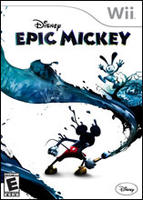 Epic Mickey (Nintendo Wii)