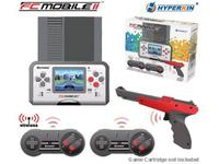 FC Mobile II: Wireless Portable NES Gaming System