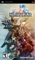 Final Fantasy Tactics : War of the Lions (PSP)