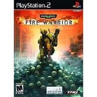 Fire Warrior Warhammer 40,000 (PS2)