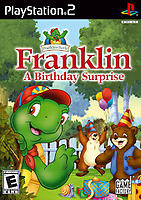 Franklin A Birthday Surprise (PS2)