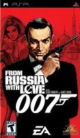 007 From Russia With Love (PSP)