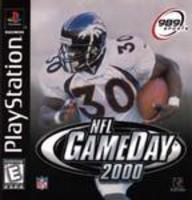 NFL Gameday 2000 (Sony Playstation)