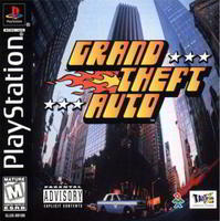 Grand Theft Auto (Playstation)