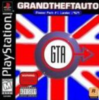 Grand Theft Auto London (Playstation)
