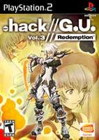 .Hack G.U. Vol 3 Redemption (PS2)