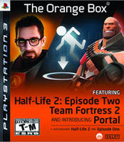 Half Life 2 Orange Box (PS3)