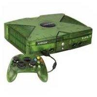 Microsoft Xbox - Game Console (Special Edition HALO Version)