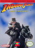 Indiana Jones and the Last Crusade (NES)