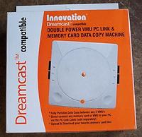 Innovation Dreamcast Double VMU with PC link