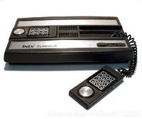 Mattel Intellivision Video Game System Console