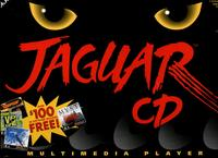 Atari Jaguar CD System Add-On