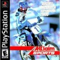 Jeremy McGrath Supercross 2000 (PSX)