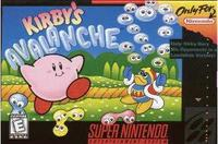 Kirby's Avalanche (SNES)