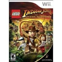 LEGO Indiana Jones: The Original Adventures (Wii)