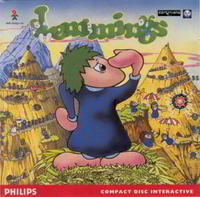 Lemmings (Philips CDI)