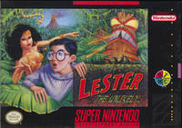 Lester the Unlikely (SNES)