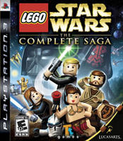 Lego Star Wars : The Complete Saga (PS3)