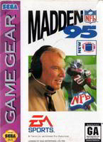 Madden 95 (Game Gear)