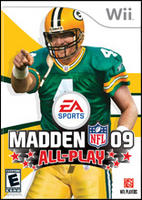 Madden NFL 2009 All- Play (Wii)