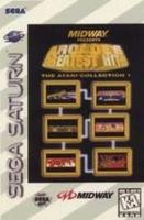 Arcade's Greatest Hits : The Atari Collection 1 (Saturn)