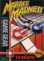 Marble Madness (Sega Game Gear)