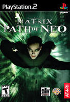 Matrix Path of Neo (PS2)