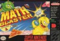 Math Blaster : Episode 1 (SNES)