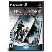 Medal of Honor European Assault (PS2)