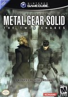 Metal Gear Solid Twin Snakes (Gamecube)