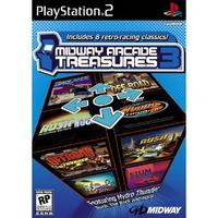 Midway Arcade Treasures 3 (PS2)