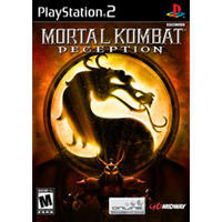 Mortal Kombat : Deception (PS2)