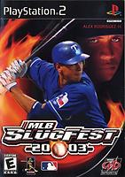 MLB Slugfest 2003 (PS2)