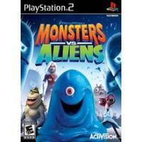 Monsters vs. Aliens (PS2)