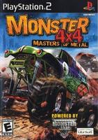 Monster 4x4 Masters of Metal (PS2)