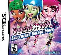 Monster High: Skulltimate Roller Maze (DS)