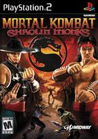 Mortal Kombat Shaolin Monks (PS2)