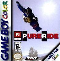 MTV Sports: Pure Ride (Gameboy Color)