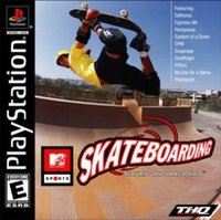 MTV Sports Skateboarding (Playstation)