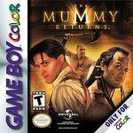The Mummy Returns (GAMEBOY COLOR)