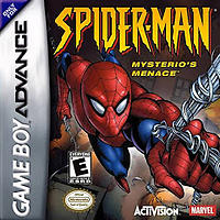 Spiderman Mysterio's Menace (GBA)