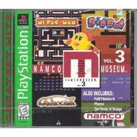 Namco Museum Volume 3 (Playstation)