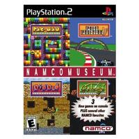 Namco Museum (Playstation 2)