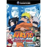 Naruto: Clash of Ninja (Gamecube)