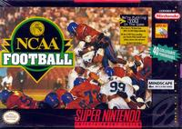 NCAA Football (SNES)