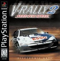 Need for Speed V-Rally 2 (Playstation)