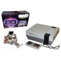 Nintendo NES - Video Game Console Deluxe Set (Includes R.O.B.)